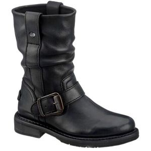 Harley Davidson Darice Slouch Motorcycle Boots